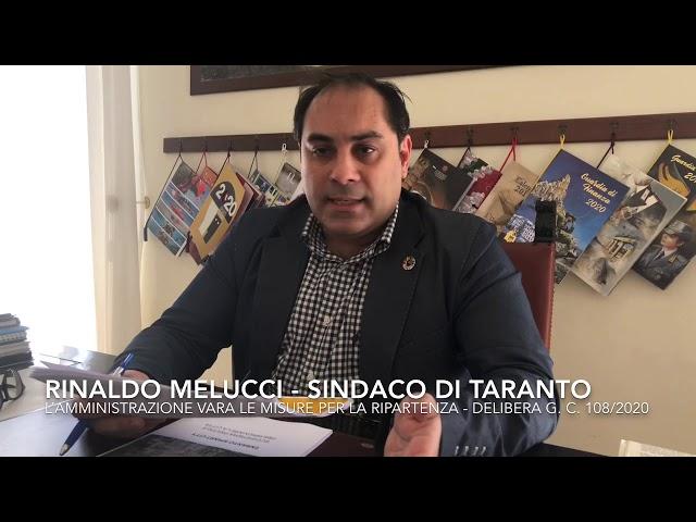 """L'amministrazione Melucci per la """"fase 2"""", quasi 8 milioni per la ripartenza"""
