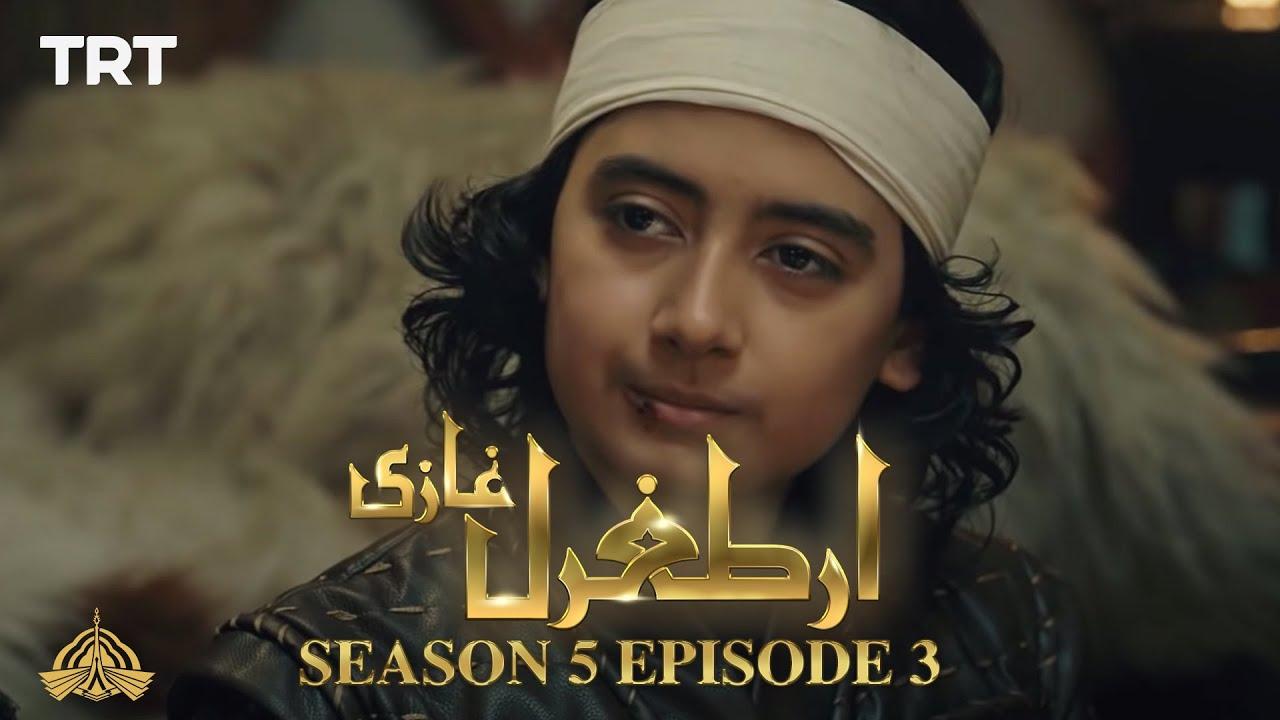 Download Ertugrul Ghazi Urdu | Episode 3| Season 5
