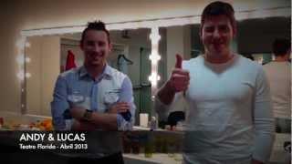 Andy & Lucas con Algeciras Me Gusta