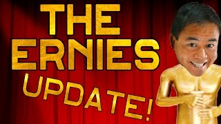FAN Giveaway Show Channel Update 28 | The Ernie Awards 2015