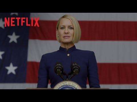 """Trailer da 6ª Temporada de HOUSE OF CARDS: Claire Underwood Declara que """"O Reino do Homem Branco de Meia-Idade Acabou"""""""