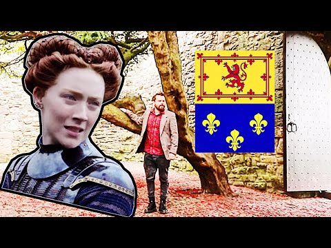 MARY QUEEN OF SCOTS TRAIL: LITTLE FRANCE