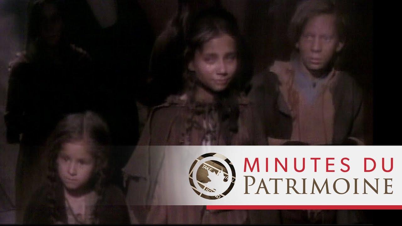 Minutes du patrimoine : Les orphelins d'Irlande