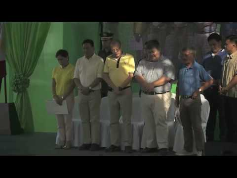 Inauguration of the 10-MW Solar Project of the First Cabanatuan Renewable Ventures, Inc.