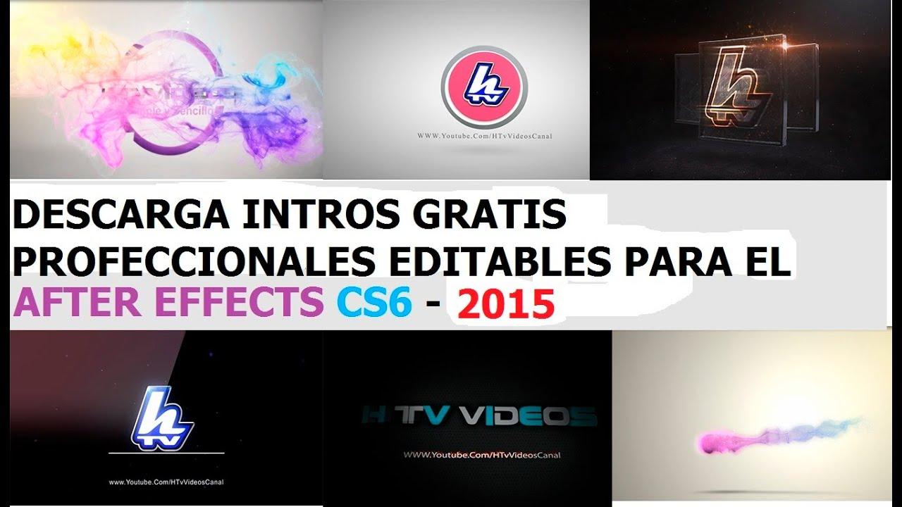 Descarga Un Pack De Intros Profesionales Para After Effects Cs6-CC ...