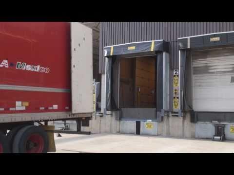 Pentalift Interlocked Loading Dock Safety Equipment.wmv