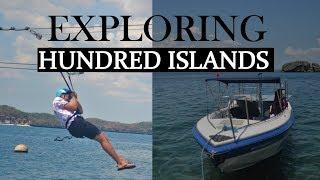 Exploring the 124 islands of Hundred Islands + First Summer Destination