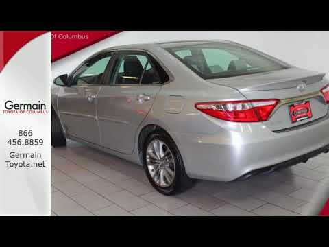 Used 2015 Toyota Camry Columbus, OH #18433 1   SOLD