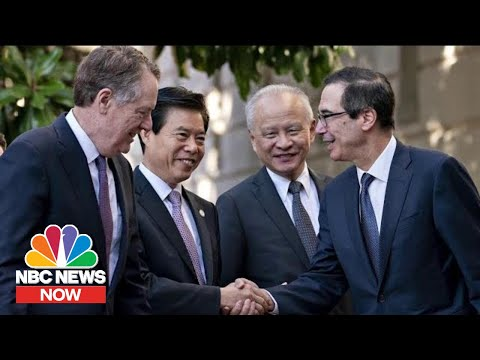 Examining The China Trade Deal | NBC News Now
