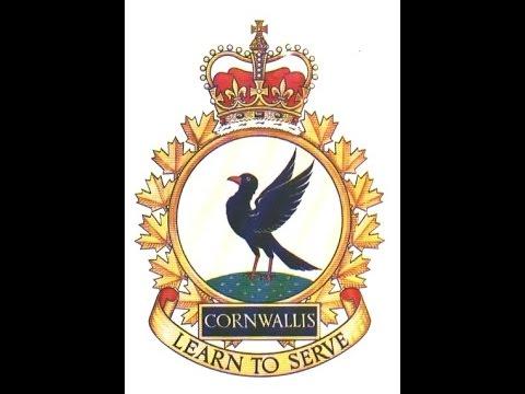CFB Cornwallis Basic training April -July 1981
