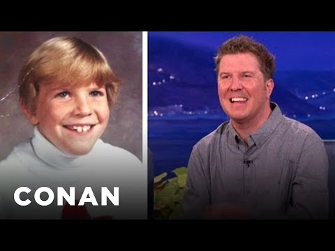 Nick Swardson Was A Young Fart Enthusiast