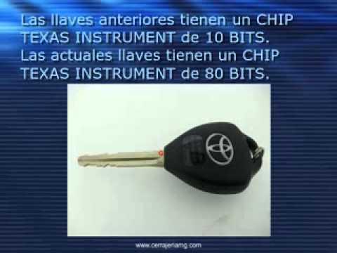 Programar Control De Toyota Sienna Avilcar Automotriz Doovi