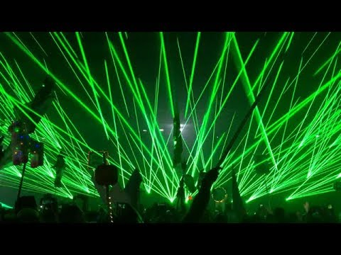 Eric Prydz (Full Set) at Escape Psycho Circus 2017 San Bernardino