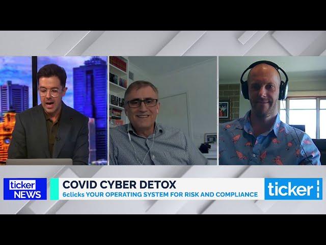 COVID Cyber Detox - With David Simpson & Andrew Robinson