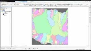 Membuat DAS di ArcGIS menggunakan tools DAS modelling