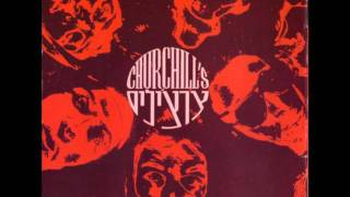 the chruchills - Born in the wrong place