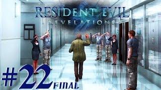 Resident Evil: Revelations part 22 FINAL - TYRANT NEMESIS!