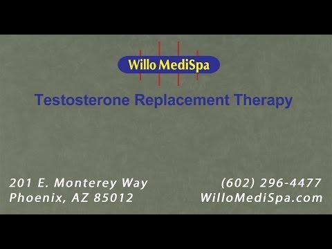 Testosterone Replacement Therapy | Willo MediSpa