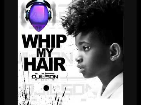DJiLSON xXx WiLLOW SMiTH WHIP MY HAIR Exclusivité Mat-sTyLe-MuSiik-974