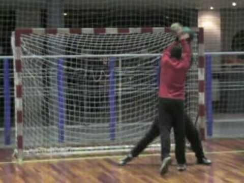 Handbol Pardinyes Power Training.mpg