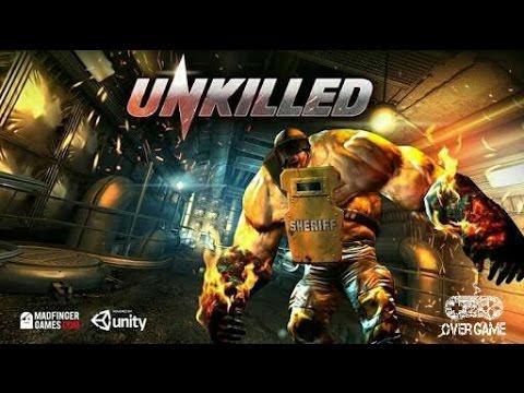 Unkilled - Jogo FPS de Ação gameplay Android/IOS