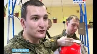 Водолазы Беломорской военно-морской базы получили новые тренажеры