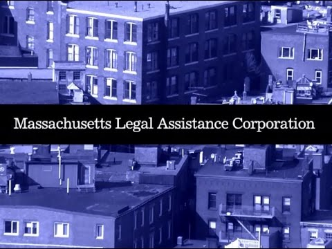 Civil Legal Aid in Massachusetts
