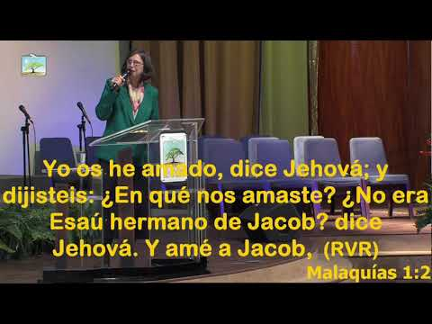 Predicación Hna.  Laura Smith Culto 22-10-17