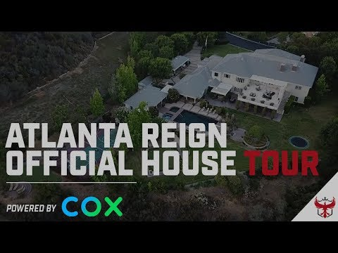 Atlanta Reign HOUSE TOUR | Powered By Cox