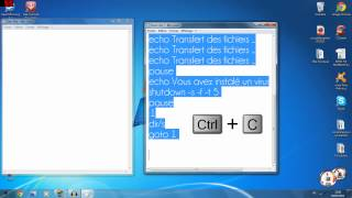 Comment simuler un faux virus [HD]