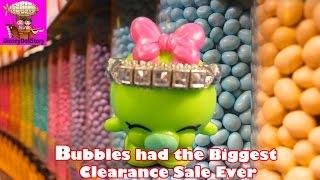 Bubbles Had the Biggest Clearance Sale Ever - Part 2 - Shopkins Lord of the Rings Funny Parody
