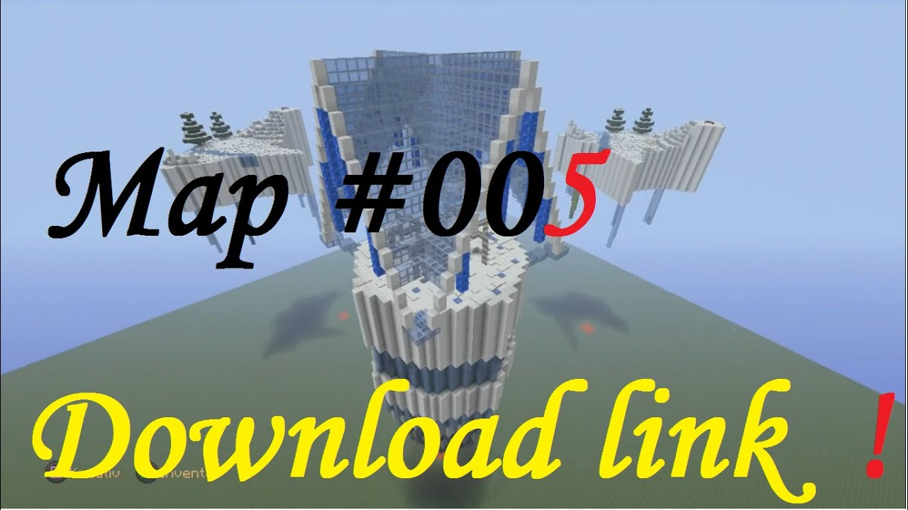 Ps3 Minecraft Bedwars Map #005 Download link ! - YouTube