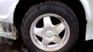 Кастор(расположение колеса в арки)...ответка Жорик Ревзанову