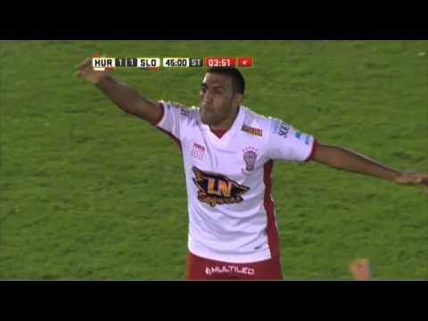 Huracán empató en la última y le ahogó el triunfo a San Lorenzo