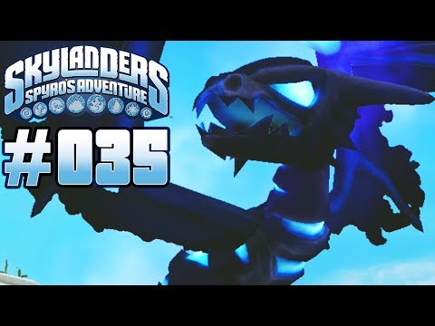 Vathek Bosskampf 🐲 Let's Play Skylanders Spyro's Adventure #035 [Deutsch]