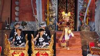 Legong Lasem (レゴン・ラッサム) in 芸能山城組ケチャまつり 2013