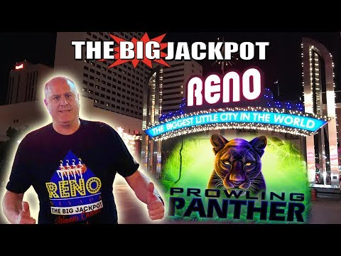 🎰Prowling Panther JACKPOT! ✦ $25 SPIN WIN ✦ The Big Jackpot Slots 💸
