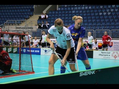Women's WFC 2017 - GER v SWE