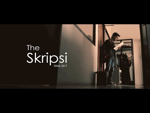 The Skripsi - Film Pendek STITEK (Sekolah Tinggi Teknologi Bontang)