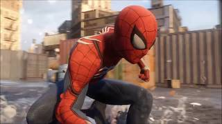Spiderman PS4  - Imagine Dragons- Whatever It Takes