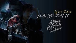 A Boogie wit da Hoodie X Park Woo Jin (박우진) -  Look Back At It - Lyric Video | 6CAST