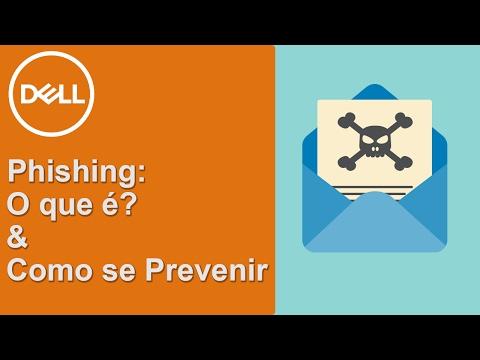 """O que é Phishing? Como detectar um site falso e não ser """"pescado"""" (Dell Oficial)"""