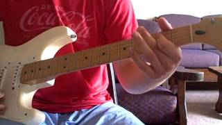 Take a Back Road: Rodney Atkins, Guitar Cover, Full Song