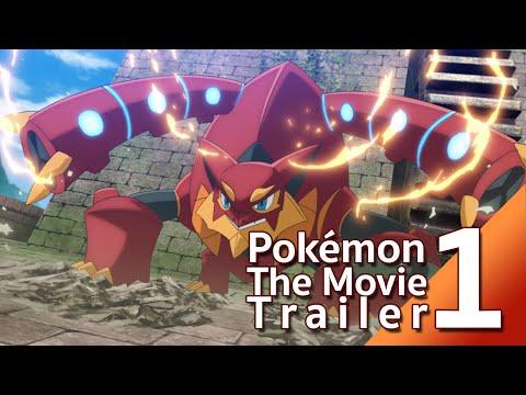 Trailer1 โปเกมอน เดอะ มูฟวี โวลเคเนียนกับจักรกลปริศนา มาเกียนา (13 ตุลาคมนี้)