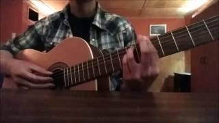 Nhớ về em - guitar