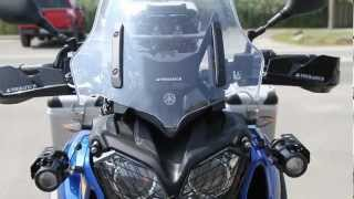 Bike Build - Yamaha Super Ténéré XT1200Z