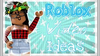 Roblox Video ideas| Sunet Moon