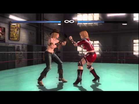 Tina Exhibition - DOA5 E3 2012