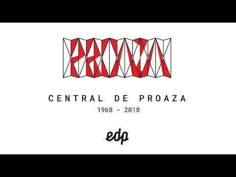 EDP celebra el 50 aniversario de la central hidráulica de Proaza.