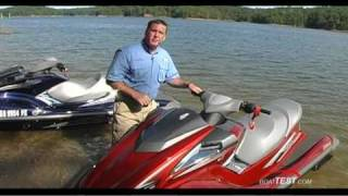 Yamaha FX Cruiser SHO /FX SHO (SF SHO Series) 2011 PWC Performance Test - By BoatTest.com
